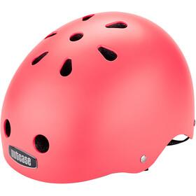 Nutcase Street Helmet Kinder coral satin
